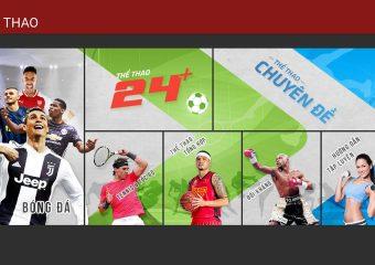 Bản quyền bóng đá Ngoại Hạng Anh, FA, Serie A. Tích hợp K+